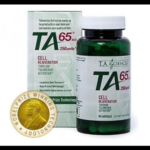 TA-65 Cell Rejuvenation Nutritional Supplement