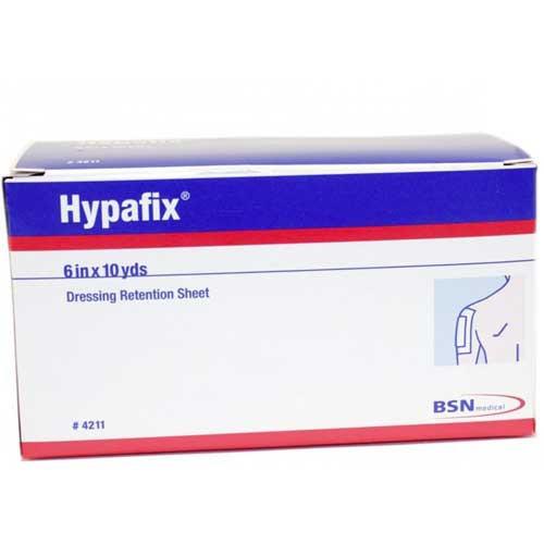 BSN Medical 4211 Hypafix 6 in x 10 yd Dressing Retention Sheet