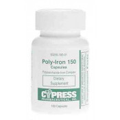 Poly-Iron Dietary Supplement Capsules