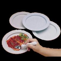 Inner-Lip Dinner Plate