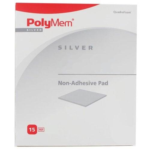 PolyMem Silver Non-Adhesive