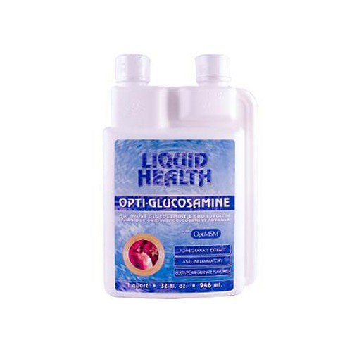 Liquid Health Products Liquid Health Opti Glucosamine Berry Pomegranate Dietary Supplement