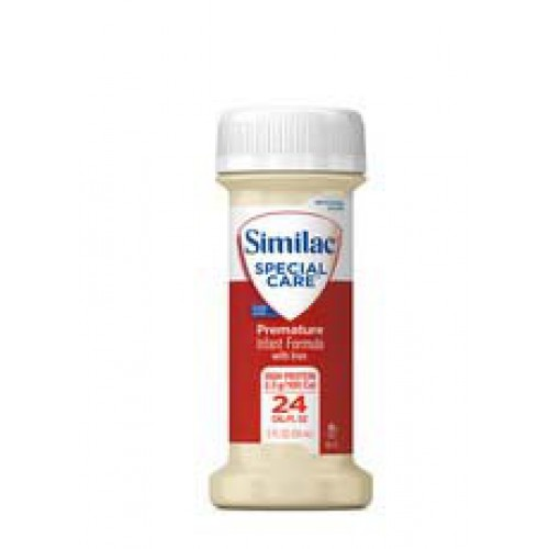 Similac Special Care 24 High Protein with Iron Infant Formula