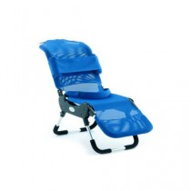 Bath Chair, Blue