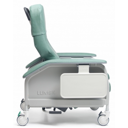 Lumex Deluxe Clinical Care Geri Chair Recliner with Tray