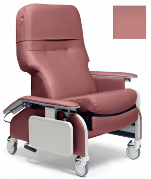 lumex deluxe clinical care recliner by graham field  9b8