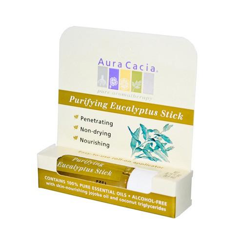 Aura Cacia Purifying Aromatherapy Eucalyptus Stick