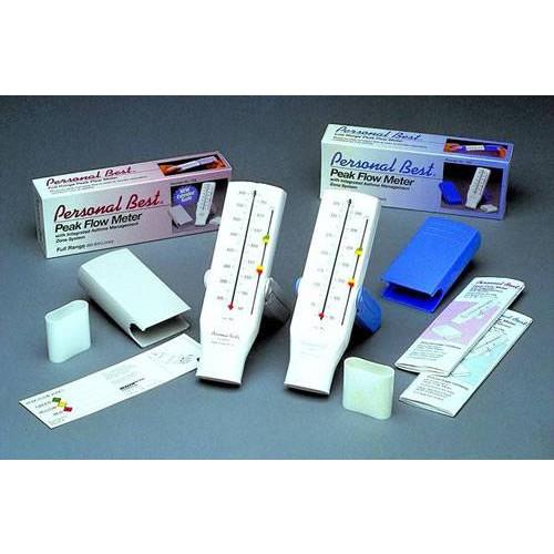 Personal Best Flow Meter Asthma Peak Flow Meter