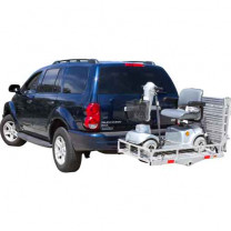 Rage Powersport Hitch Cargo Carrier