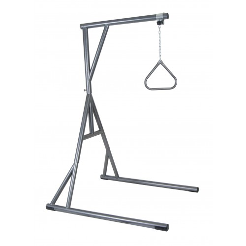 Bariatric Heavy Duty Trapeze Bar with Base