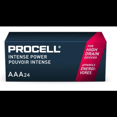 AAA Duracell Procell Intense Batteries