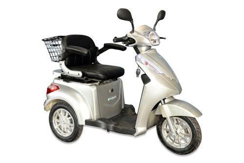 ewheels ew 38 elite 3 wheel mobility scooter bbd