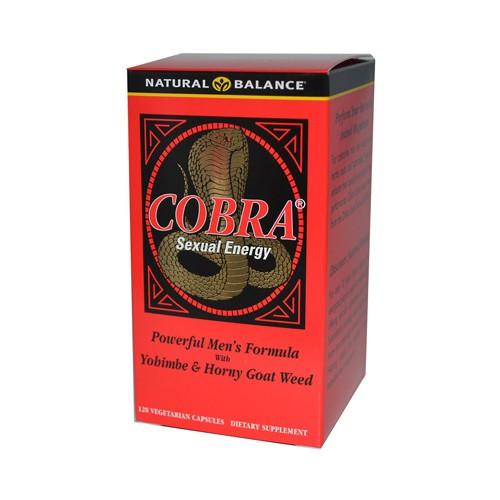 Natural Balance Cobra Sexual Energy