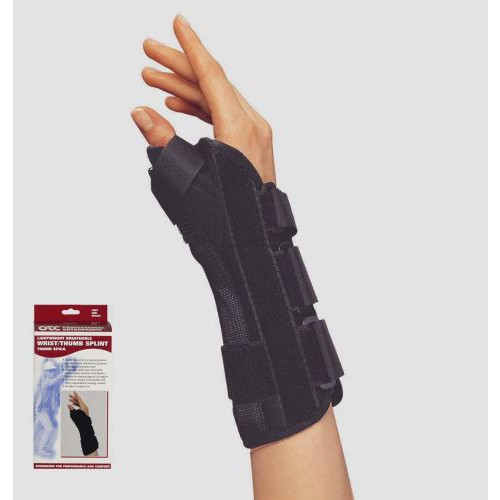 Wrist and Thumb Splint - 8 Inch