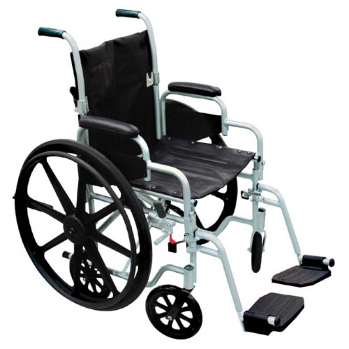 Right Front Wheelchair