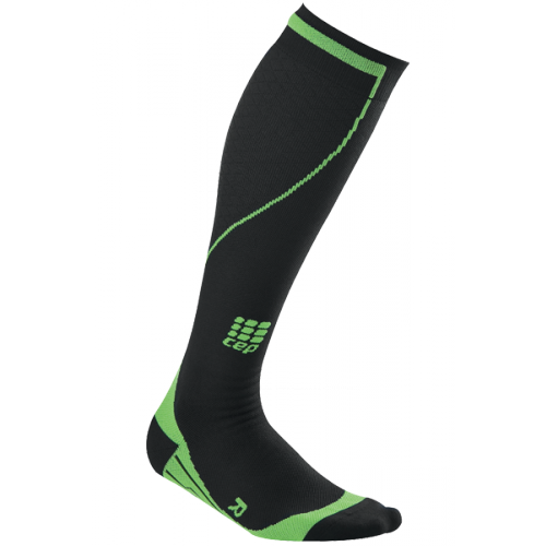 CEP Progressive Ski Race Socks Green