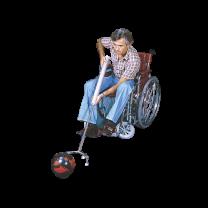 Maddak Bowling Ball Pusher