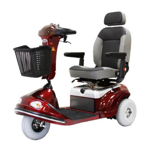 Sprinter XL3 Deluxe Scooter