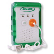 FallGuard Dual Fall Monitor Pull String Magnet Alarm