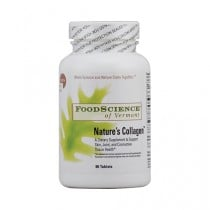 FoodScience of Vermont Natures Collagen Dietary Supplement