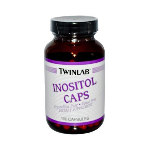 Twinlab Inositol Caps 500 mg