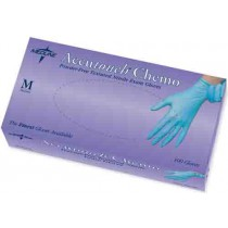 Accutouch Chemo Nitrile Exam Gloves, Latex Free