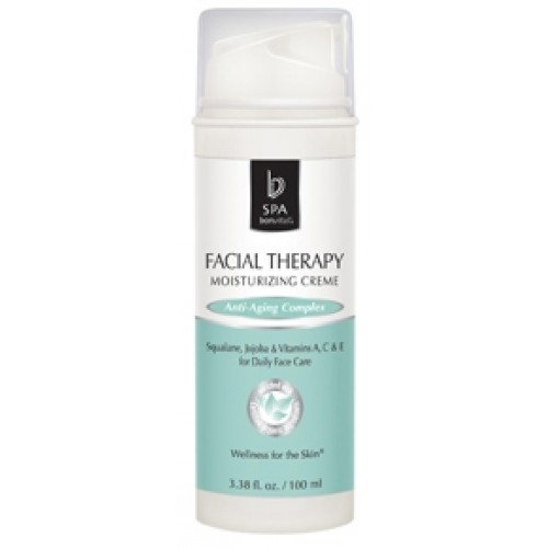 Face Moisturizing Cream for Facial Therapy Massage by Bon Vital