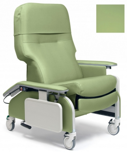 lumex deluxe clinical care recliner by graham field  a02