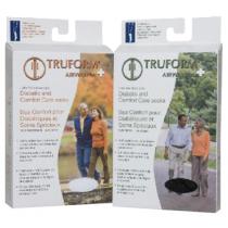 TRUFORM AIRWAYPlus Comfort-Care Cotton Casual/Diabetic Socks