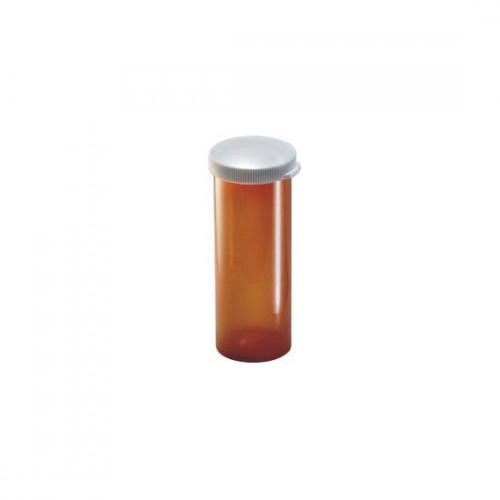 60 Dram Plastainer Prescription Vial