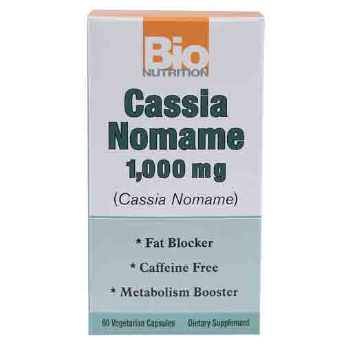 Cassia Nomame Fat Absorber - 1000 mg