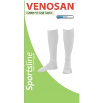 9afc2f7550f SPORTSLINE Performance Support Knee High Compression Socks 20-30 mmHg.  Venosan