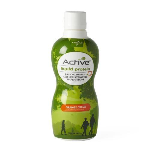 active liquid protein nutritional supplement 099