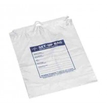Respiratory Patient Set-Up Bag