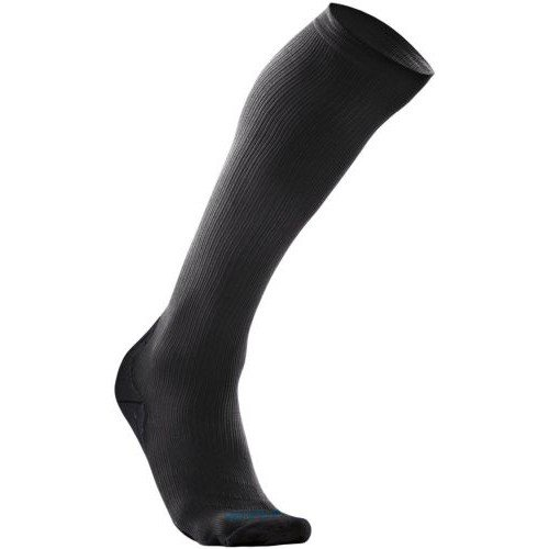 Women's 24/7 Compression Socks Black/Black