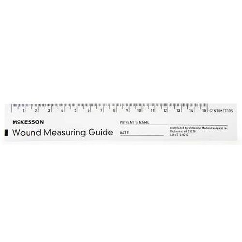 Paper Wound Measuring Guide 6 Inch