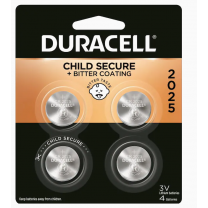 CR2025 Duracell Procell Batteries