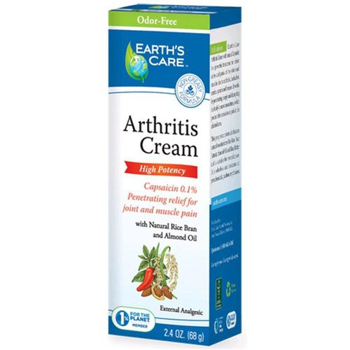 Earths Care Arthritis Cream