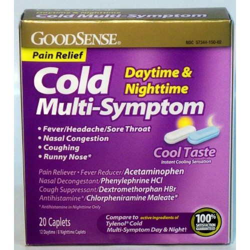 GoodSense Cold Relief