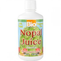 Bio Nutrition Preservative Free Nopal Juice