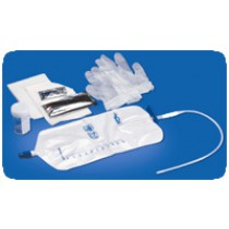 Magic3 Silicone Touchless Catheter Closed System by Rochester Medical
