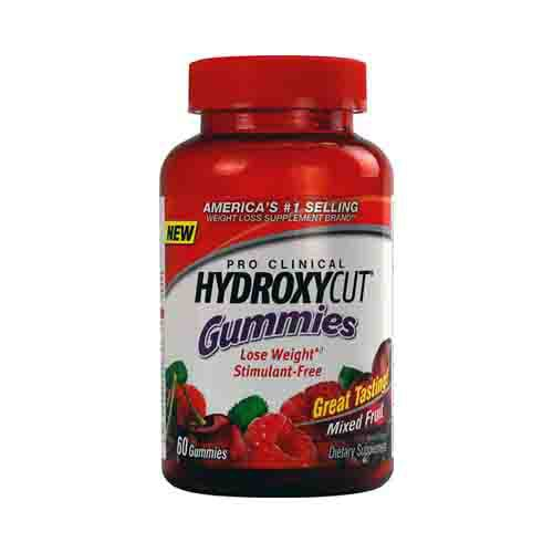 Hydroxycut Pro Clinical Weight Loss Gummies