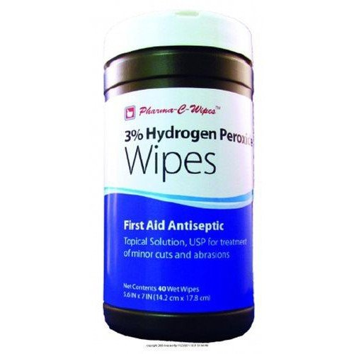 Hydrogen Peroxide Wipes