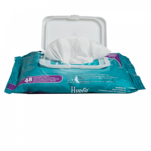 Hygea Flushable Personal Cleansing Cloths