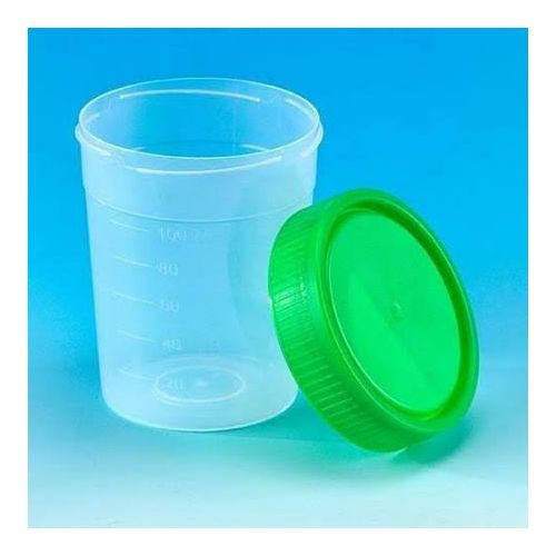 Globe Scientific 5915G Specimen Container