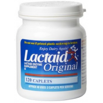 Lactaid Lactose Enzyme Supplement