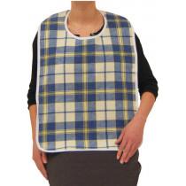 Drive Adult Bib Flannel Cloth