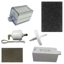 Filters for DeVilbiss Oxygen Concentrators