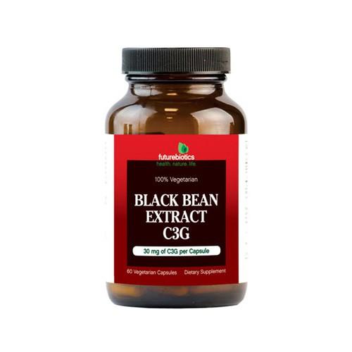 FutureBiotics Black Bean Extract Dietary Supplement