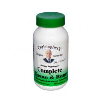 Christophers Complete Tissue and Bone 440 mg Dietary Supplement